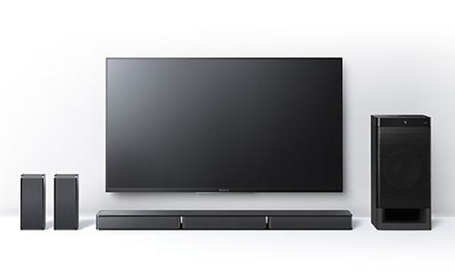 Loa Soundbar Sony HT-RT3 (5.1 CH, NFC, Bluetooth)
