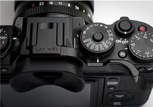 Máy Ảnh Fujifilm X-T1 + XF 35F2 (Hàng nhập khẩu, Đen)