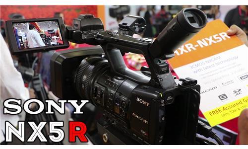 Máy Quay Sony HXR-NX5R