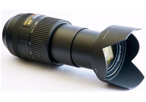 Ống kính Nikon AF-S DX NIKKOR 18-300mm f/3.5-5.6G ED VR (Hàng nhập khẩu)