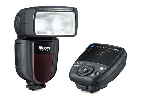 Đèn Nissin Di700A flash Kit với Air 1 Commander for canon / nikon