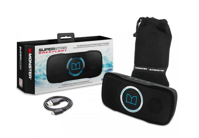 Loa không dây bluetooth Monster SuperStar BackFloat