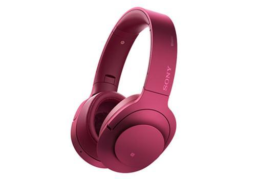 Tai Nghe Sony h.ear MDR - 100ABN (Hồng)