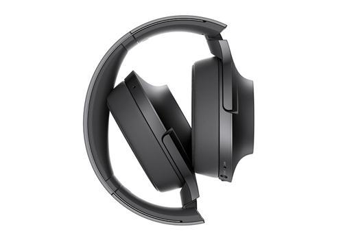 Tai Nghe Sony h.ear MDR - 100ABN (Đen)