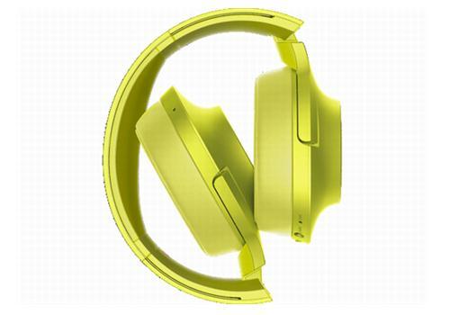 Tai Nghe Sony h.ear MDR - 100ABN (Vàng)