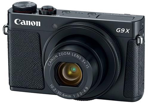 Máy Ảnh Canon G9 X Mark II