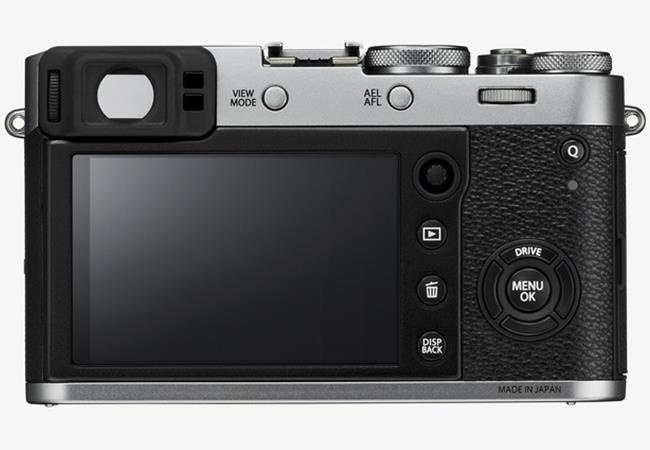 Máy ảnh Fujifilm X100F