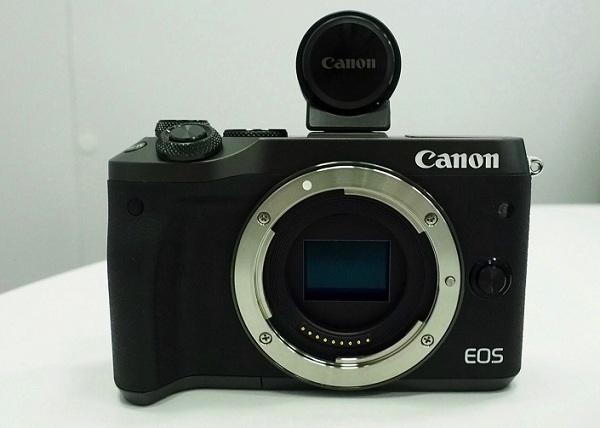 hình ảnh canon eos m6
