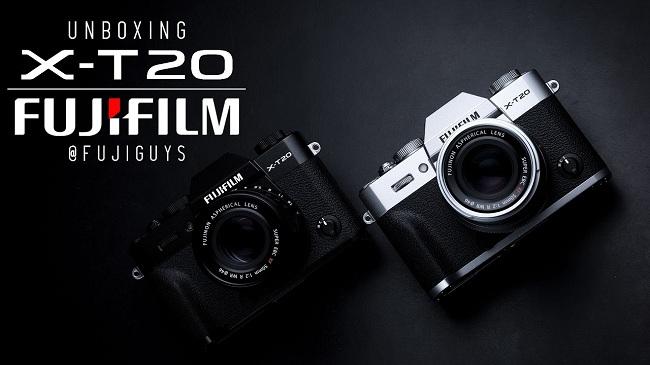 Máy Ảnh Fujifilm X-T20 Body (Bạc)
