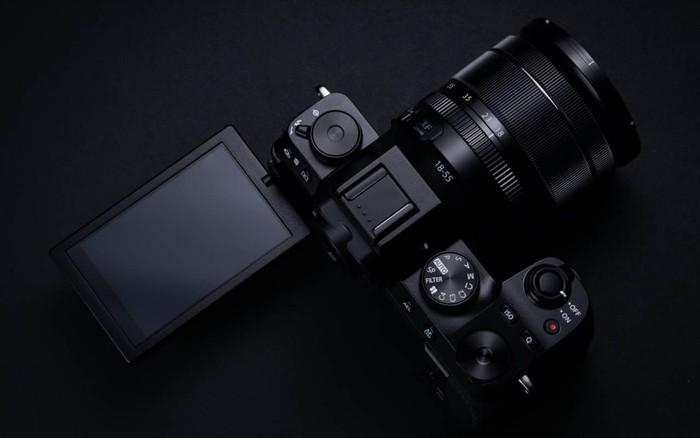 Máy ảnh Fujifilm X-S10
