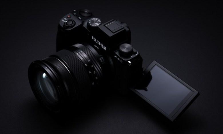 Khả năng ổn định hình, chống rung của Fujifilm X-S10