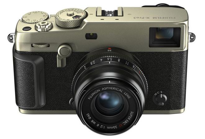 Chính thức ra mắt Fujifilm X-Pro3: Màn hình LCD giấu bên trong, cấu tạo Titan Fujifilm chinh thuc ra mat X Pro3 Binhminhdigital 1