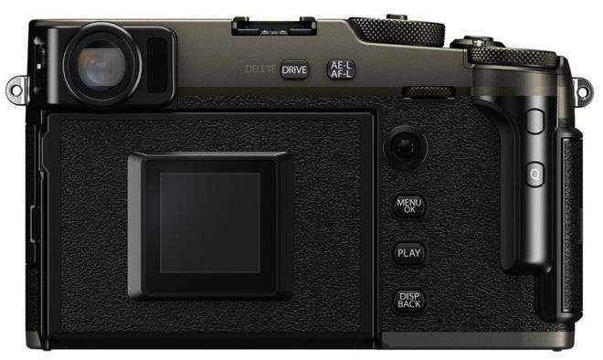 Chính thức ra mắt Fujifilm X-Pro3: Màn hình LCD giấu bên trong, cấu tạo Titan Fujifilm chinh thuc ra mat X Pro3 Binhminhdigital 3