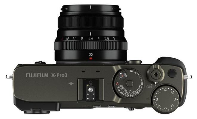 Chính thức ra mắt Fujifilm X-Pro3: Màn hình LCD giấu bên trong, cấu tạo Titan Fujifilm chinh thuc ra mat X Pro3 Binhminhdigital 4(1)