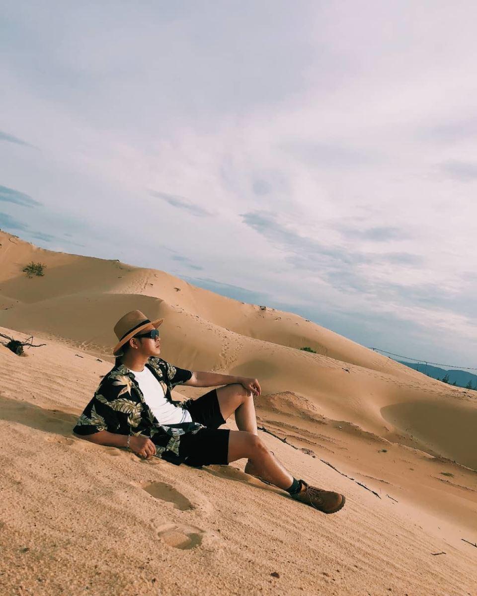 Đồi cát Phương Mai (ảnh ST)