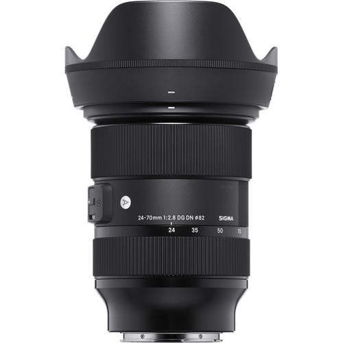 Sigma ra mắt ống kính 24-70mm F2.8 DG DN Art dành cho Sony E-mount và máy ảnh L-mount Sigma ra mat ong kinh 24 70mm F2 8 DG DN Art Binhminhdigital 1(1)