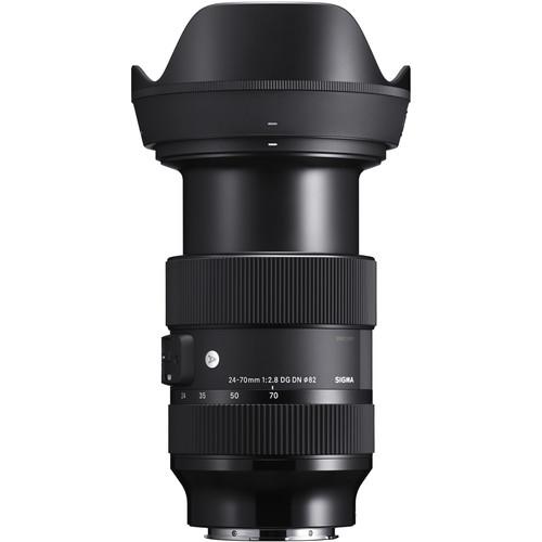 Sigma ra mắt ống kính 24-70mm F2.8 DG DN Art dành cho Sony E-mount và máy ảnh L-mount Sigma ra mat ong kinh 24 70mm F2 8 DG DN Art Binhminhdigital 2(1)