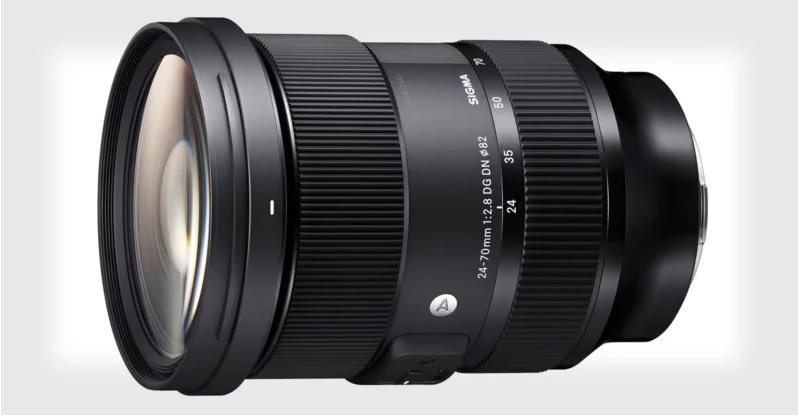 Sigma ra mắt ống kính 24-70mm F2.8 DG DN Art dành cho Sony E-mount và máy ảnh L-mount Sigma ra mat ong kinh 24 70mm F2 8 DG DN Art Binhminhdigital