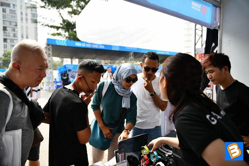 Binhminhdigital đồng hành cùng giải chạy bộ chạy bộ HCMC Marathon 2020 chay bo 1
