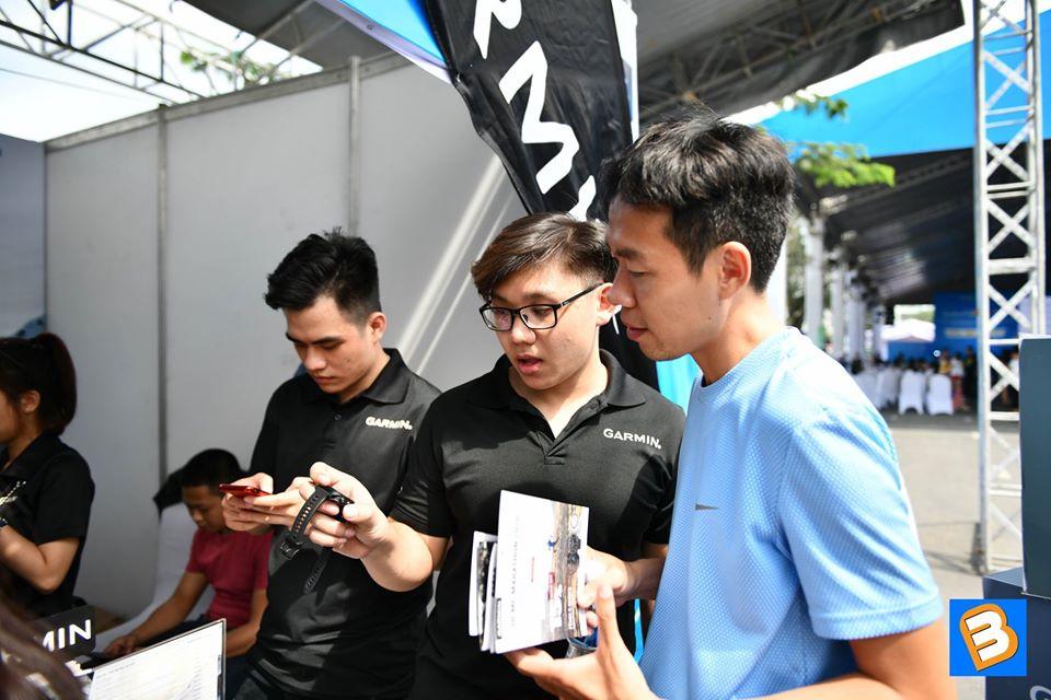 Binhminhdigital đồng hành cùng giải chạy bộ chạy bộ HCMC Marathon 2020 chay bo 13
