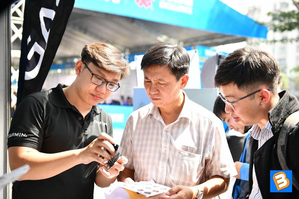 Binhminhdigital đồng hành cùng giải chạy bộ chạy bộ HCMC Marathon 2020 chay bo 17