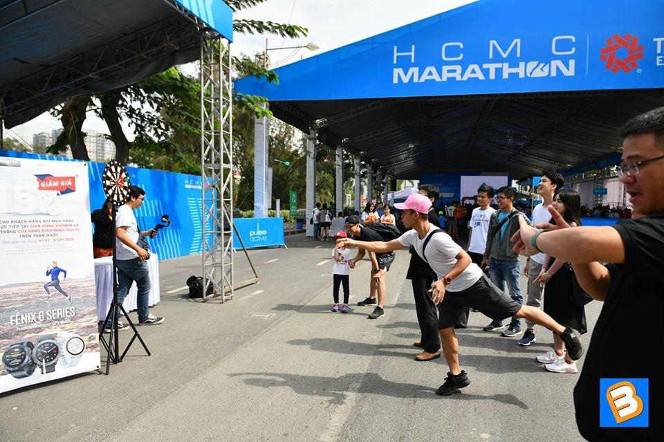 Binhminhdigital đồng hành cùng giải chạy bộ chạy bộ HCMC Marathon 2020 chay bo 2