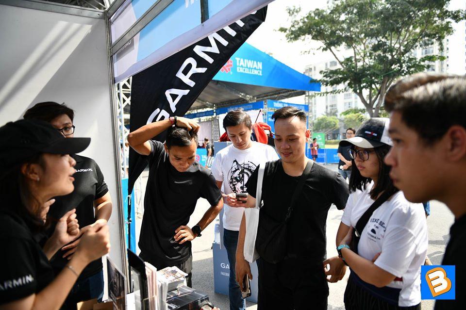 Binhminhdigital đồng hành cùng giải chạy bộ chạy bộ HCMC Marathon 2020 chay bo 8