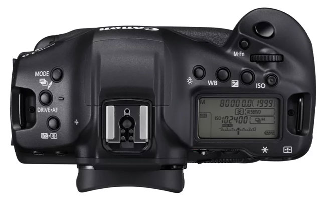 Canon 1DX Mark III Rò rỉ thông số kỹ thuật và hình ảnh chính thức ro ri thong so ky thuat canon 1d x mark iii 5