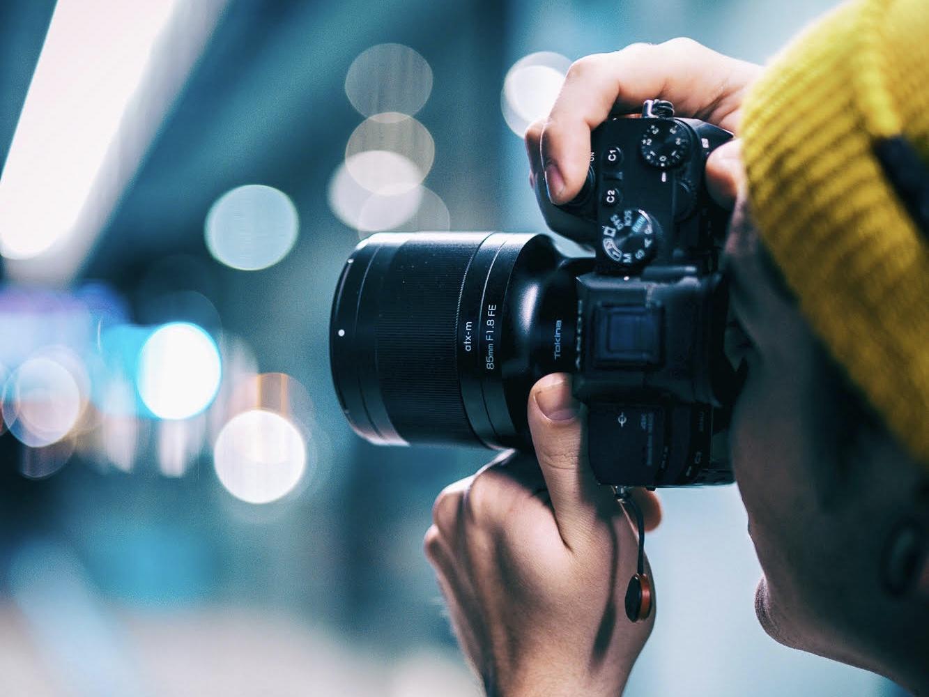 Tokina ra mắt ống kính 85mm F1.8 FE dành cho máy ảnh Sony full-frame tokina ra mat ong kinh 85mm f18 fe danh cho may anh sony fullframe Binhminhdigital 1