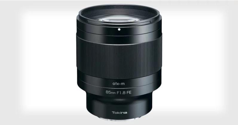 Tokina ra mắt ống kính 85mm F1.8 FE dành cho máy ảnh Sony full-frame tokina ra mat ong kinh 85mm f18 fe danh cho may anh sony fullframe Binhminhdigital