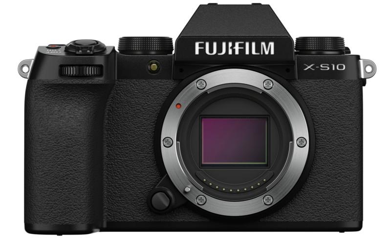 Máy ảnh Fujifilm X-S10 chính hãng, giá rẻ tại Bình Minh Digital