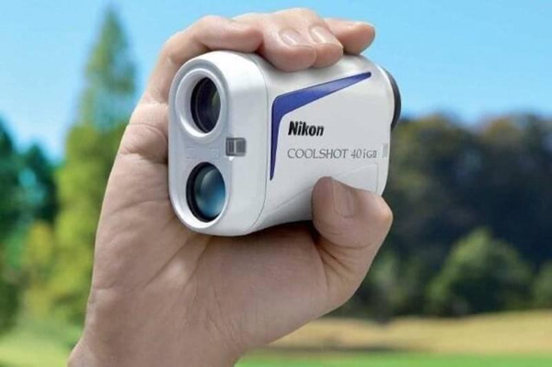 Ống nhòm Nikon CoolShot 40i GII trợ thủ đắc lực cho các Golf thủ