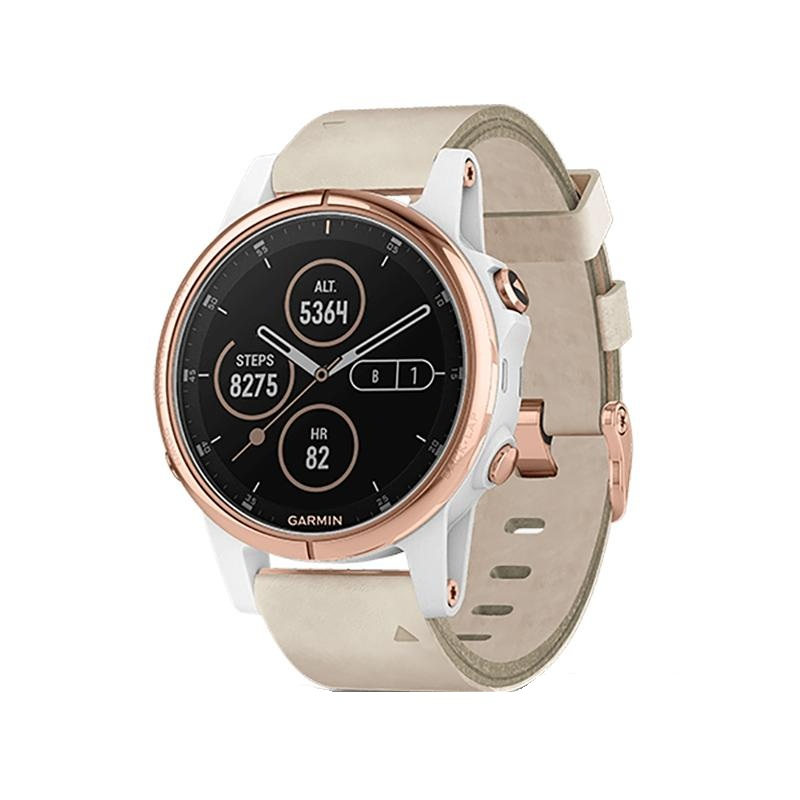 dong-ho-thong-minh-garmin-fenix-5s-plus-sapphire-rose-gold-w-beige-leather-band