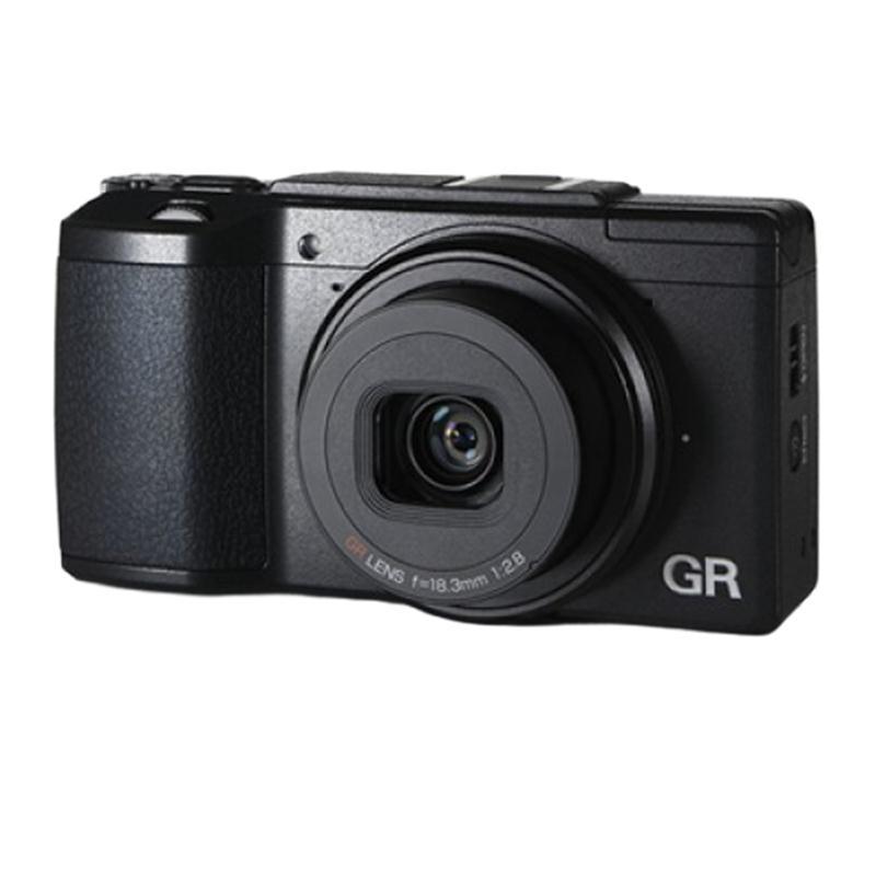 Kết quả hình ảnh cho Máy ảnh Compact Ricoh GR II