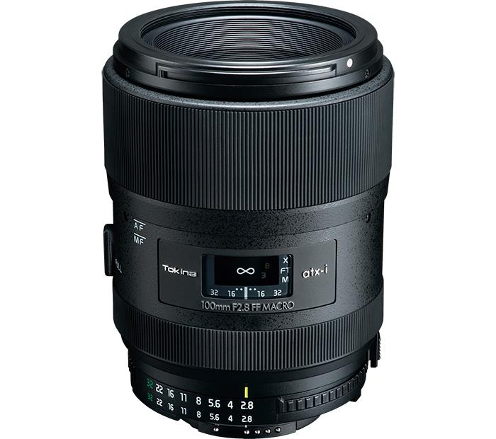 Tokina tiết lộ ống kính atx-i 100mm f/2.8 Macro FF cho Canon và Nikon Tokina tiet lo ong kinh atx i 100mm f 2 8 Macro FF cho Canon va Nikon Binhminhdigital 2