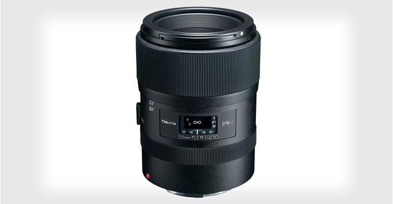 Tokina tiết lộ ống kính atx-i 100mm f/2.8 Macro FF cho Canon và Nikon Tokina tiet lo ong kinh atx i 100mm f 2 8 Macro FF cho Canon va Nikon Binhminhdigital