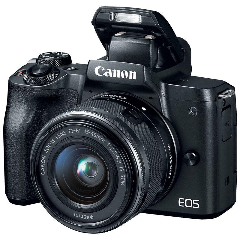 Máy Ảnh Canon EOS M50 + Kit 15-45mm chính hãng giá tốt tại Binh Minh Digital