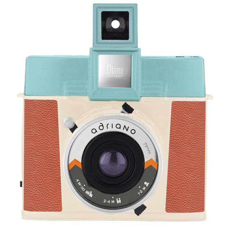 Máy Ảnh Chụp In Liền Lomography Diana Instant Square Deluxe Kit ...