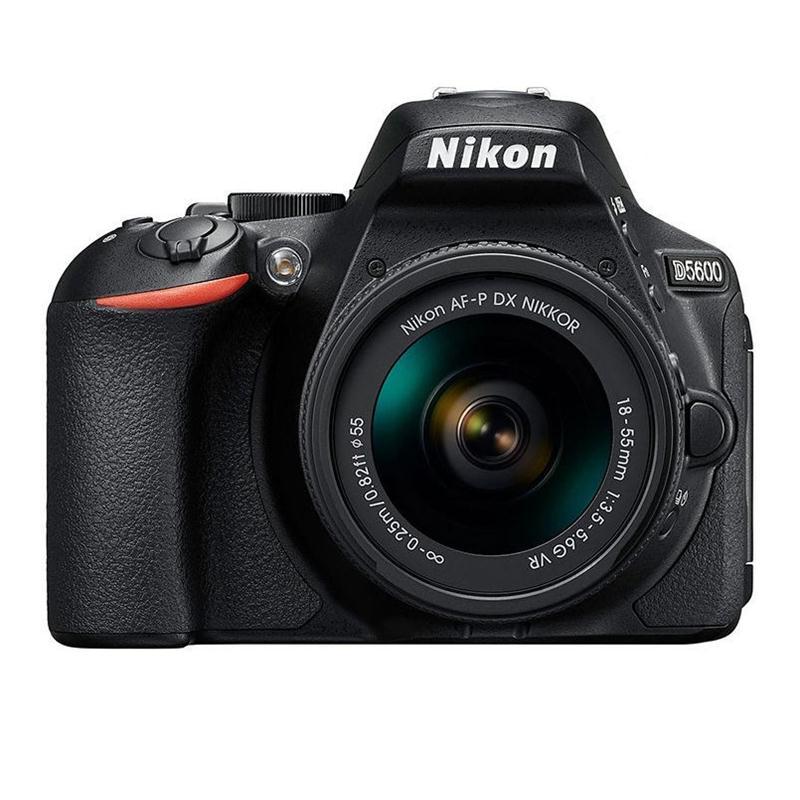Máy ảnh Nikon D5600 chính hãng, giá tốt tại Bình Minh Digital
