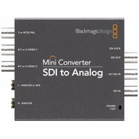 Blackmagic Mini - SDI To Analog (CONVMASA)