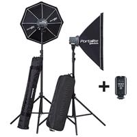 Bộ Đèn Studio Elinchrom D-Lite RX One/One Softbox To Go