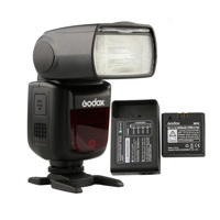Đèn Flash Godox V860II TTL HSS 1/8000s For Nikon