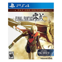 Đĩa Game Sony PS4 Final Fantasy Type-0 HD