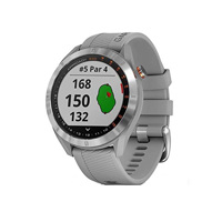Đồng Hồ Chơi Golf Garmin Approach S40 (Golf GPS, Basic, Gray, SEA)