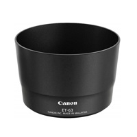 Lens hood Canon ET-63 Cho ống kính Canon EF-S 55-250mm f/4-5.6 IS STM