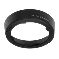 Lens Hood Nikon HB-33 for Nikon AF-S DX 18-55mm f/3.5-5.6