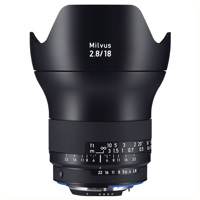 Ống kính Zeiss Milvus 18mm F2.8 ZF.2 for Nikon