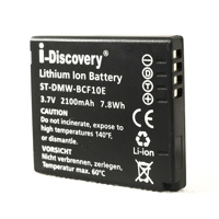 Pin-i-Discovery DMW-BCF10E For Panasonic