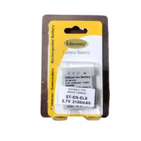 Pin i-Discovery EN-EL8 cho Nikon COOLPIX S5, S50, S51, S51C, S52, S52C, S6, S7C, S9