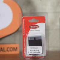 Pin i-Discovery LP-E10 cho Canon 3000D, 1200D, 1300D, 1500D...